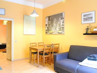 Spacious apartment in the center of Rome with Internet, Air conditioning