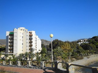 RDV03- 2 Bed 2 Bath Frontline Beach Apt El Limonar