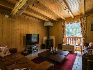 Chalet Bises Blanches