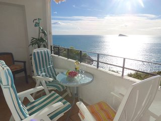 Apt. Dorada II, Stunning Sea Views Apartment Dorada II in Benidorm Sleeps 4 pax.