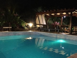 Guava Grove Villas. Home and kitchenette studios in tourist zone with huge pool