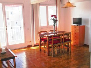 Cosy studio in the center of Lloret de Mar with Lift, Balcony