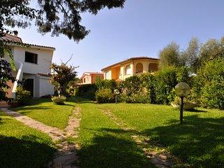 Casa in villa bifamiliare 6 posti letto