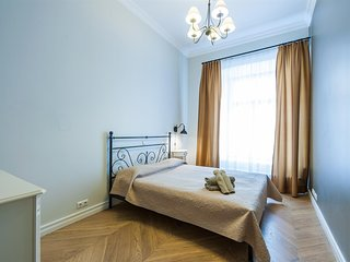 Spacious apartment in the center of Tallinn with Lift, Internet, Washing machine