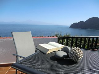 Cozy house in Agulo with Internet, Terrace
