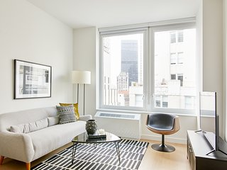 Charming 1BR in FiDi by Sonder