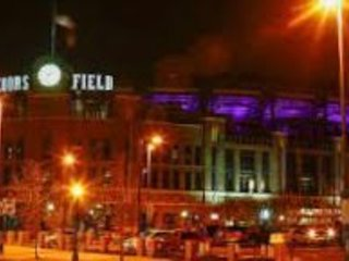 4 blocks from Coors field and all the major bars in the lodo area!