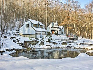 Private Home - Mins to Skiing at Magic Mtn & More!