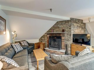 NEW LISTING! Newly remodeled condo near bus to slope w/shared pool/hot tub/sauna
