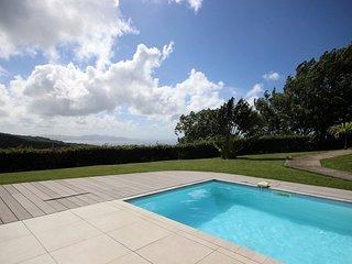 Villa Fleur de Mangue: vue mer epoustouflante & piscine