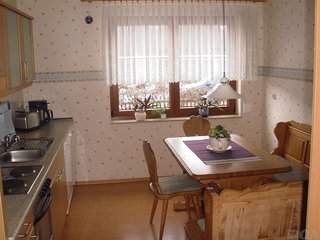 Spacious apartment in Dresden with Internet