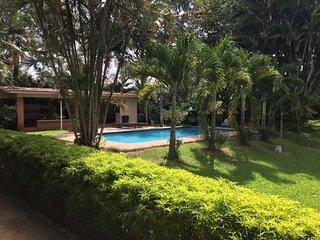 Relaxing Escape, Quinta Villa Hermosa, Turrucares