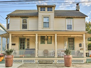 Ocean Grove Home - Walk to Asbury Park/Boardwalk