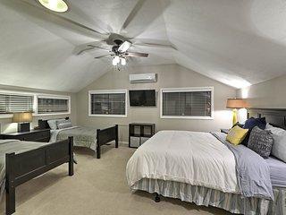 Flagstaff Home w/Media Room & Furnished Patio