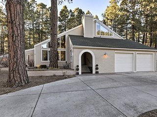 Expansive Flagstaff Family Retreat w/ Media Room!