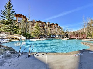 NEW! Solitude Creekside Condo-Closest to Ski Lift!