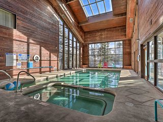 Ski-In/Ski-Out Brian Head Condo w/ Pool Access!