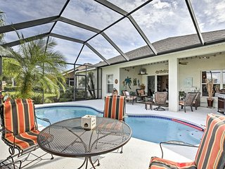 Tampa House on Golf Course w/Resort Amenities