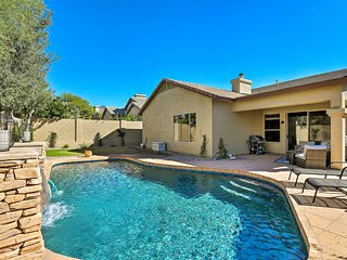 NEW! Scottsdale House w/Pool - 10 Min to Kierland!