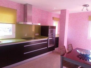 Spacious apartment in Las Lagunas de Mijas with Internet