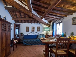 Cozy apartment in the center of Siena with Internet, Air conditioning