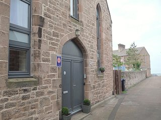 Cozy apartment close to the center of Berwick-upon-Tweed with Internet, Washing