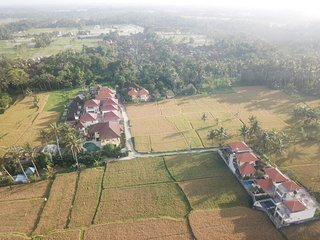 Villa Saffron: Affordable Family Vacation - 5 Minutes to Downtown Ubud