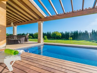 ISACEL - Villa for 8 people in Montuiri