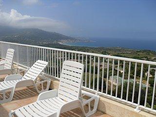 Très bel appartement vue panoramique sur la mer