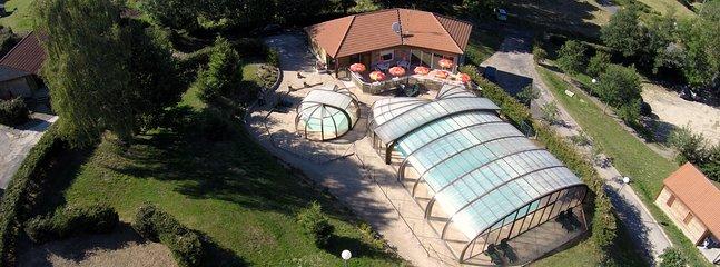 Espace piscines confortable