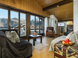 Penthouse 36 - at the entrance to the main ski lift - with 15% skipass discount