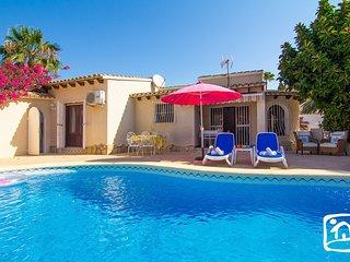 3 bedroom Villa in Calpe, Valencia, Spain : ref 5401442