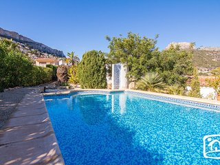 2 bedroom Villa in Calpe, Valencia, Spain : ref 5401405