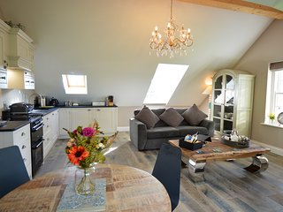 The Mews, Sleeps 4, Near St Ives, Cornwall