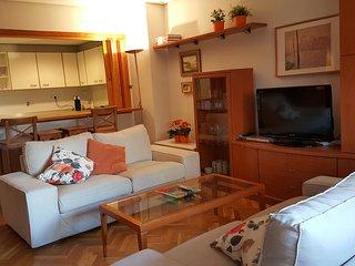 Acojedor apartamento para 6 personas en el centro de Jaca