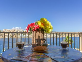 have a breakfast....oh what a view!