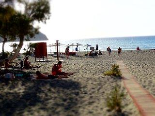 Plakias Suites beach