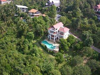 3 BR Sunset Seaview Villa Waan