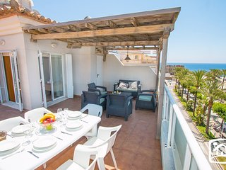 3 bedroom Villa in Moraira, Valencia, Spain : ref 5401519