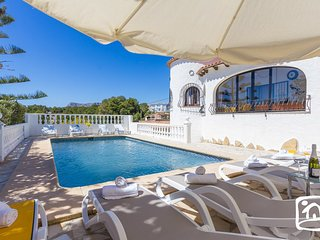 3 bedroom Villa in La Fustera, Valencia, Spain : ref 5401430