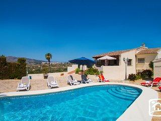 4 bedroom Villa in Paratella, Valencia, Spain : ref 5401580