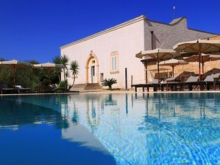 5 bedroom Villa in Presicce, Apulia, Italy : ref 5693966