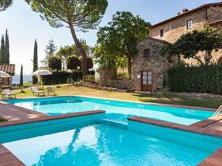 3 bedroom Villa in Taviano, Tuscany, Italy : ref 5694639