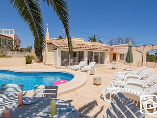 3 bedroom Villa in Calpe, Valencia, Spain : ref 5401552