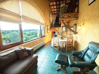 Casa Rural Vistas fantásticas, 5 personas Piscina