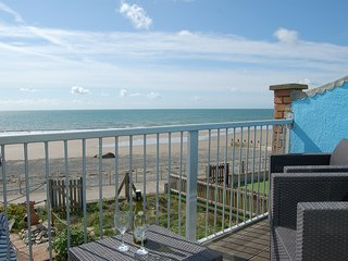 Beach Retreat sea front holiday home