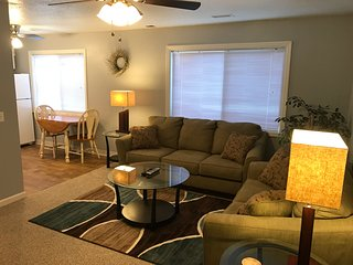Cozy Private 1 Bedroom Apartment Close to SIUE