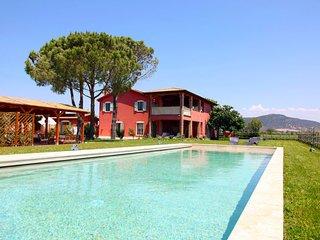 8 bedroom Villa in Ruffinosa Nuova, Tuscany, Italy - 5693120