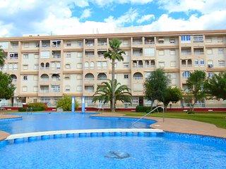 Apartment Parque Naciones II, Torrevieja (Wi-Fi, TV, A/C)