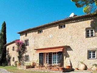 4 bedroom Villa in Cabris, Provence-Alpes-Cote d'Azur, France : ref 5693082